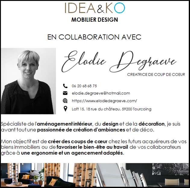 Elodie Degraeve Idea&Ko