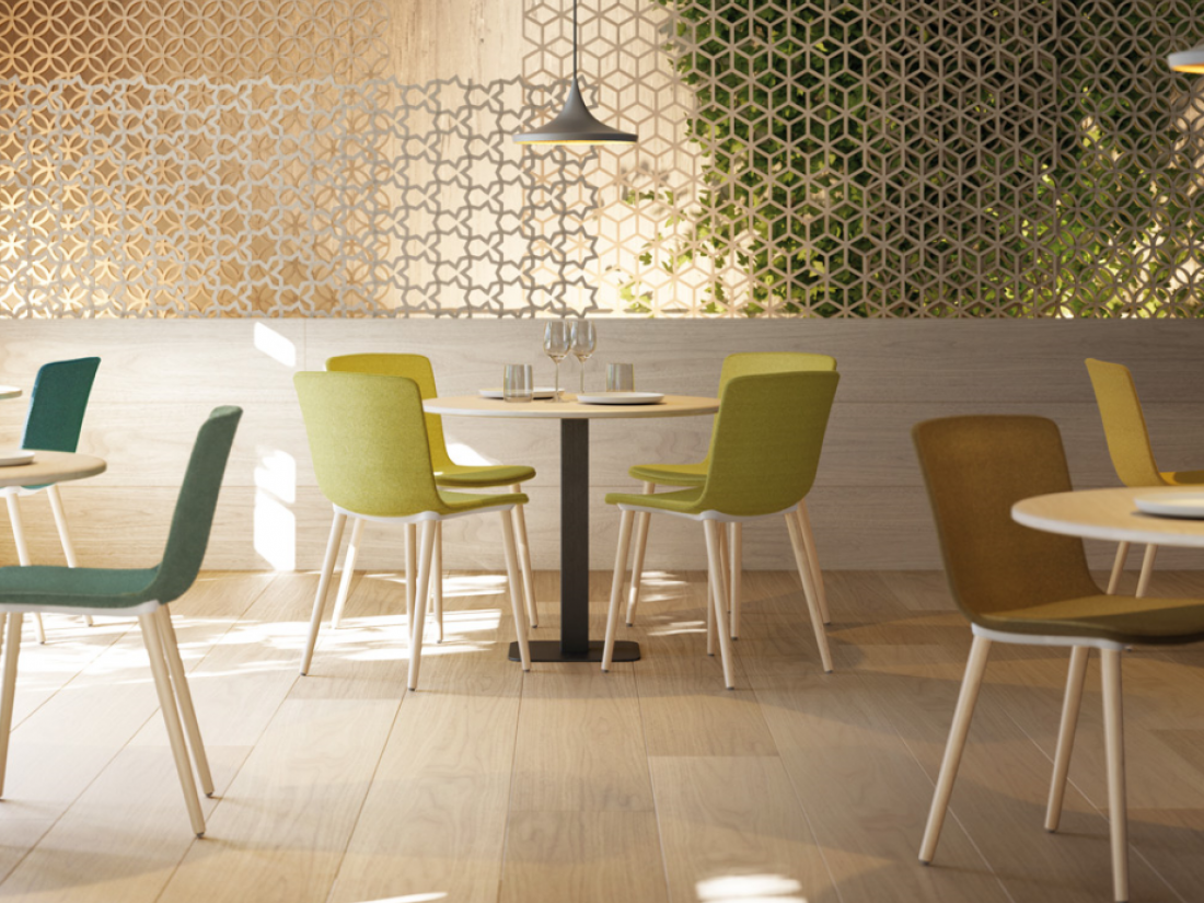 Mobilier Restaurant Professionnel Malmo Idea Ko