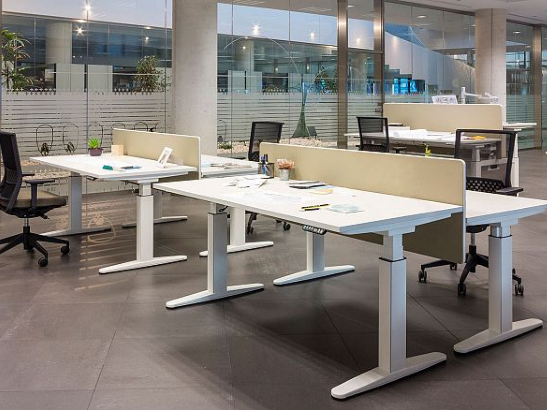 Bureau ergonomique mobility idea ko - Materiel ergonomique bureau ...