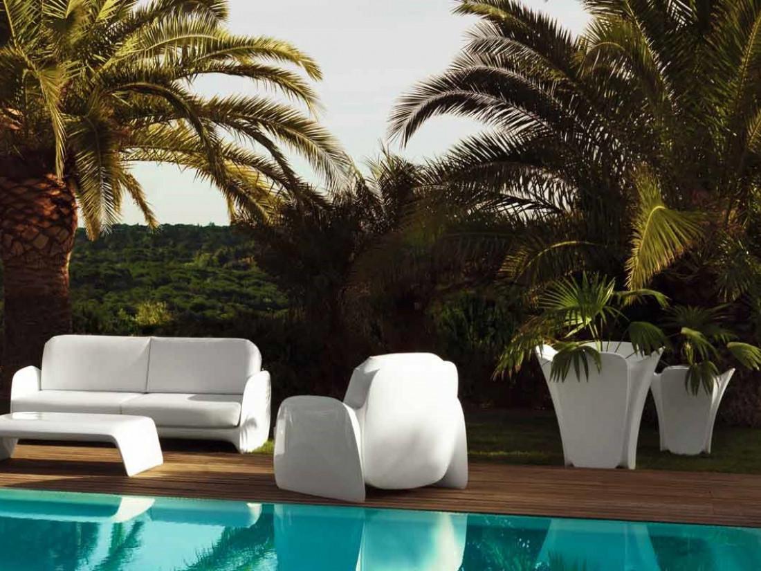 Salon de jardin - PEZZETINA | Idea&Ko