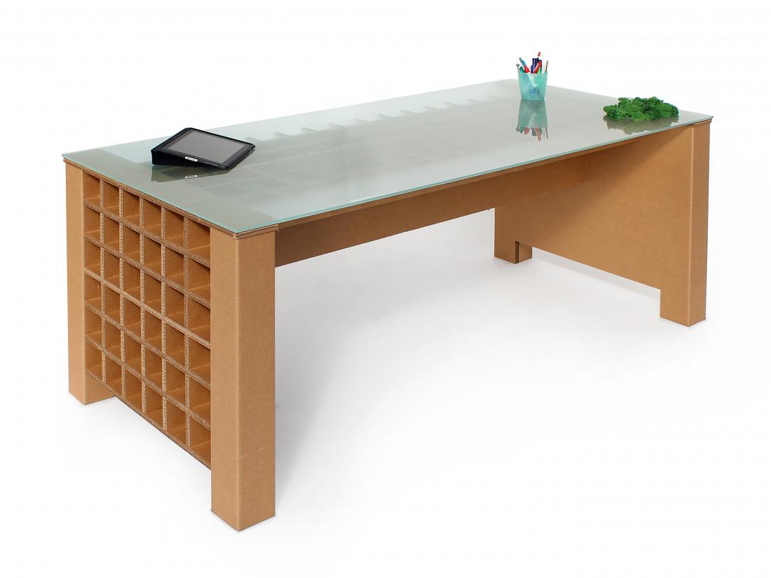 Bureau cologique design pedra idea ko for Mobilier bureau ecologique